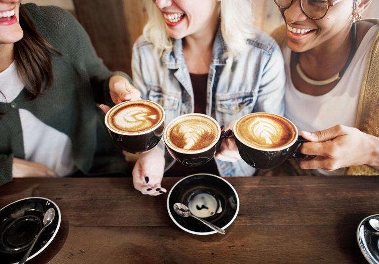 Kaffee Genuss Kaffeetrinken Café Kaffeevielfalt