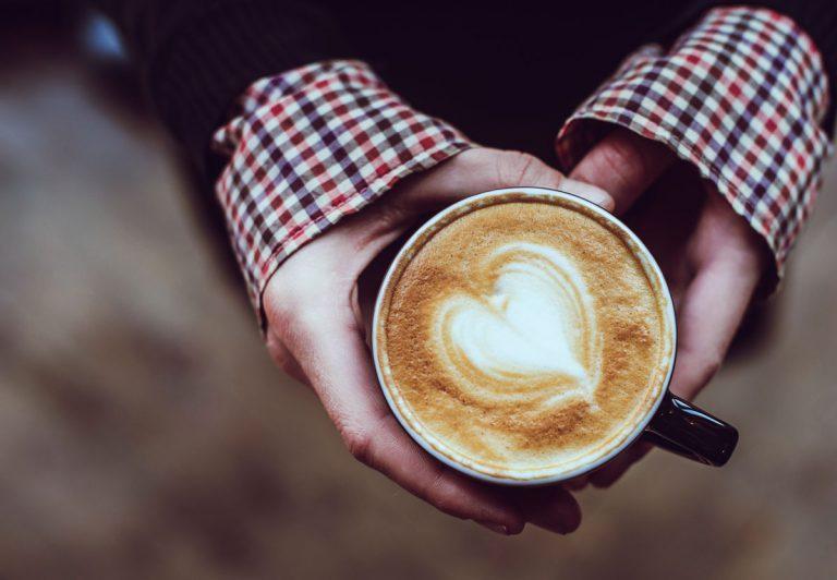 Kaffeeschulungen für Gastronomen Anmelden Kaffee Herz