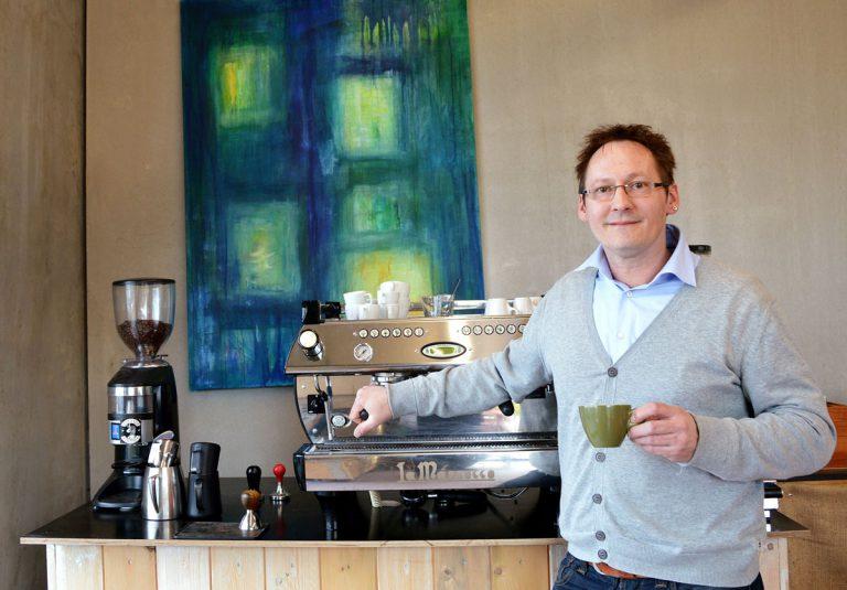 Kaffeeschulungen für Gastronomen mit Thomas Schweiger