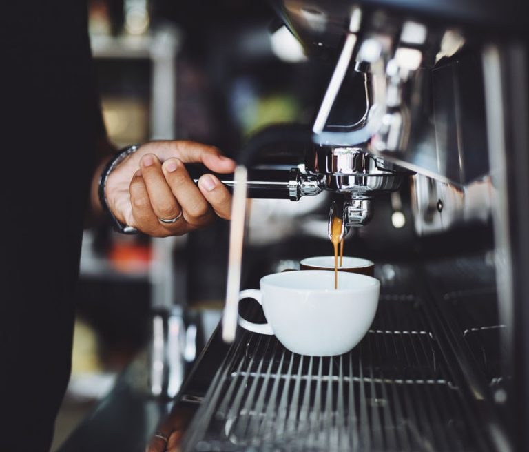 Kaffeeschulung Kaffeemaschine
